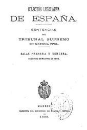 Sentencias del Tribunal Supremo en materia civil: Partes 2-3
