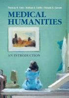Medical Humanities PDF