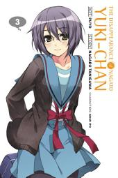 The Disappearance of Nagato Yuki-chan: Volume 3
