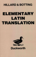 Elementary Latin Translation