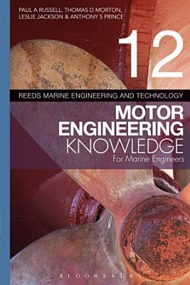 Motor Engineering Knowledge for Marine Engineers PDF