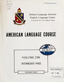 American language course PDF