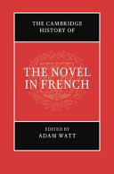 The Cambridge History of the Novel in French PDF