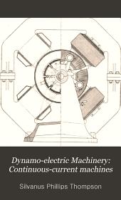 Continuous-current machines