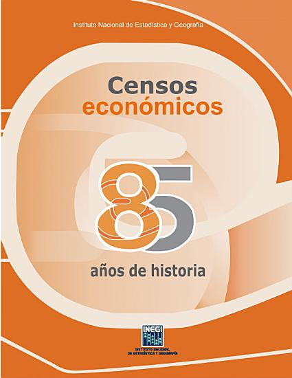 Censos Econ  micos 85 a  os de historia PDF