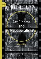 Art Cinema and Neoliberalism PDF