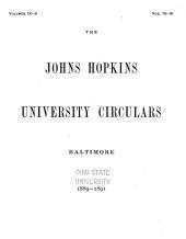 Circulars: Volumes 9-10