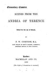 Scenes from the Andria of Terence, ed. by F.W. Cornish