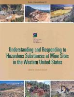 Understanding and Responding to Hazardous Substances at Mine Sites in the Western United States PDF