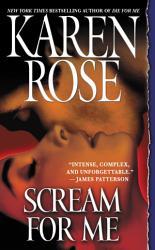 Scream For Me Book PDF