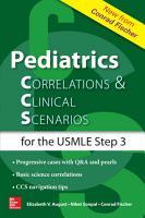 Pediatrics Correlations and Clinical Scenarios PDF