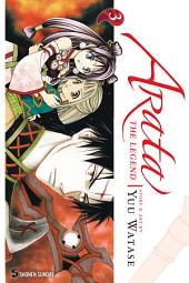 Arata: The Legend: Volume 3