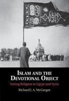Islam and the Devotional Object PDF