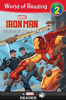World of Reading Iron Man  The Story of Iron Man Book