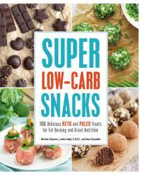 Super Low Carb Snacks Book PDF