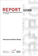 Naturwissenschaftliche Bildung PDF