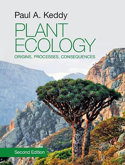 Plant Ecology PDF