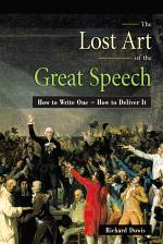 The Lost Art of the Great Speech