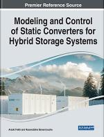 Modeling and Control of Static Converters for Hybrid Storage Systems