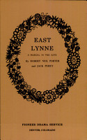 East Lynne A Musical In Two Acts PDF