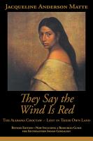 They Say the Wind Is Red PDF