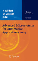 Advanced Microsystems for Automotive Applications 2005 PDF