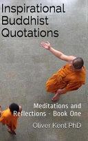 Inspirational Buddhist Quotations