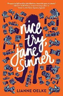 Nice Try  Jane Sinner Book