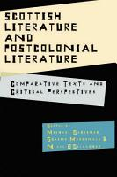 Scottish Literature and Postcolonial Literature PDF