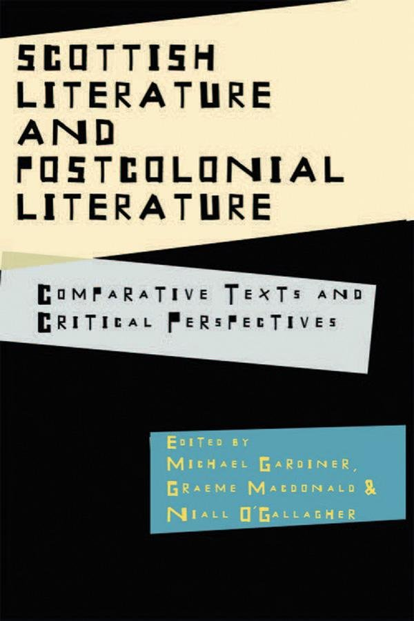 Scottish Literature and Postcolonial Literature