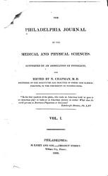 The Philadelphia Journal of the Medical and Physical Sciences PDF
