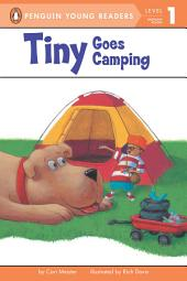 Tiny Goes Camping