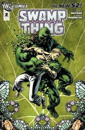 Swamp Thing (2011-) #2