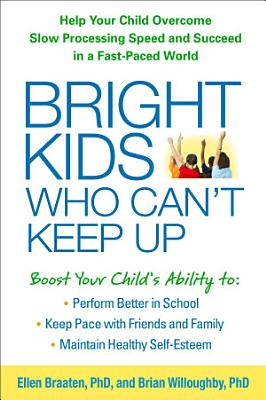 Bright Kids Who Can t Keep Up