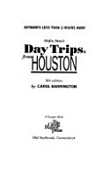 Shifra Stein s Day Trips from Houston PDF