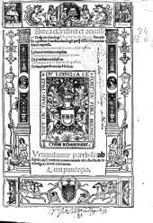 Aurea clarissimi et acutissimi ... Magistri Iacobi Almain Senone[n]sis opuscula omnibus theologis perq[] vtilia: non ante hac simul impressa ...