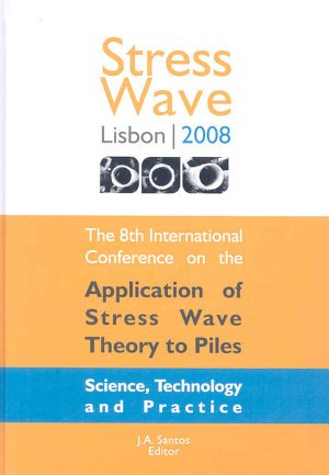 The Application of Stress wave Theory to Piles PDF