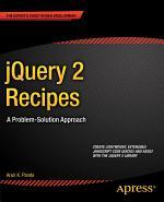 jQuery 2 Recipes