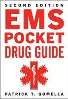 EMS Pocket Drug Guide 2 E PDF