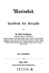 Marienbad. Handbuch für Kurgäste