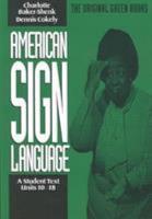American Sign Language  Units 10 18 PDF