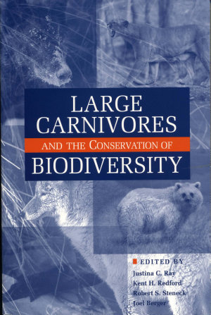 Large Carnivores and the Conservation of Biodiversity PDF