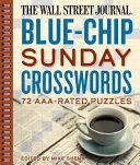 The Wall Street Journal Blue Chip Sunday Crosswords PDF