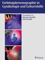 Farbdopplersonographie in Gyn  kologie und Geburtshilfe PDF