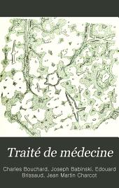 Traité de médecine: Volume5
