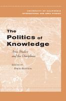 The Politics of Knowledge PDF