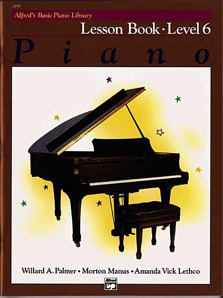 Alfred s Basic Piano Library Piano Level 6
