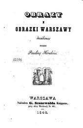 Obrazy i obrazki Warszawy