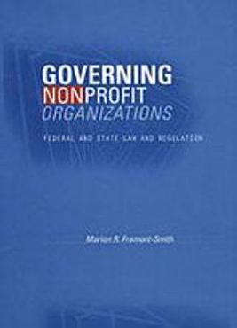 Governing Nonprofit Organizations PDF