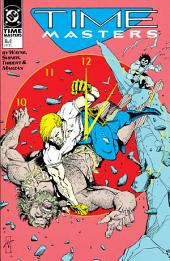 Time Masters (1990-) #8